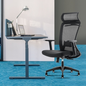 Modern Resilient Office Chair with Adjustable Height Desk Chair