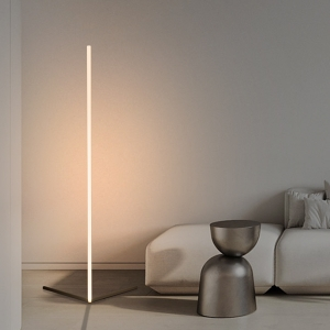 Post-Modern Conner Floor Lamp Nighty Shiny Party Free Standing Light